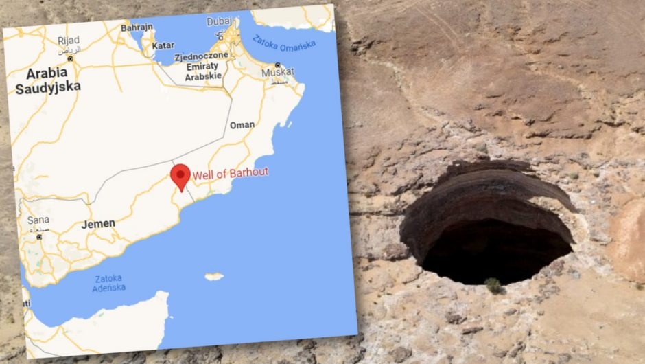 """Yemen: The Mysterious """"Hell Well"""".  We already know what you're hiding"""