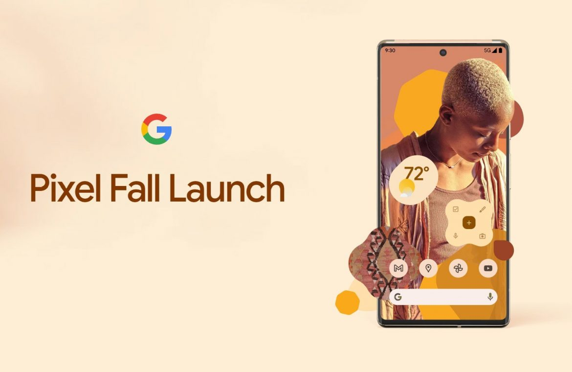 Google Pixel 6 - Here's the release date!
