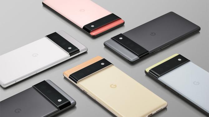 Google Pixel 6 i Pixel 6 Pro - znamy datę premiery. Smartfony ze znacznymi ulepszeniami nie pojawią się jednak w Polsce