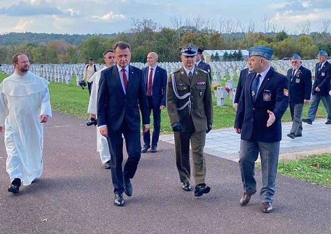 Visit of Minister of National Defense Marius Başcak
