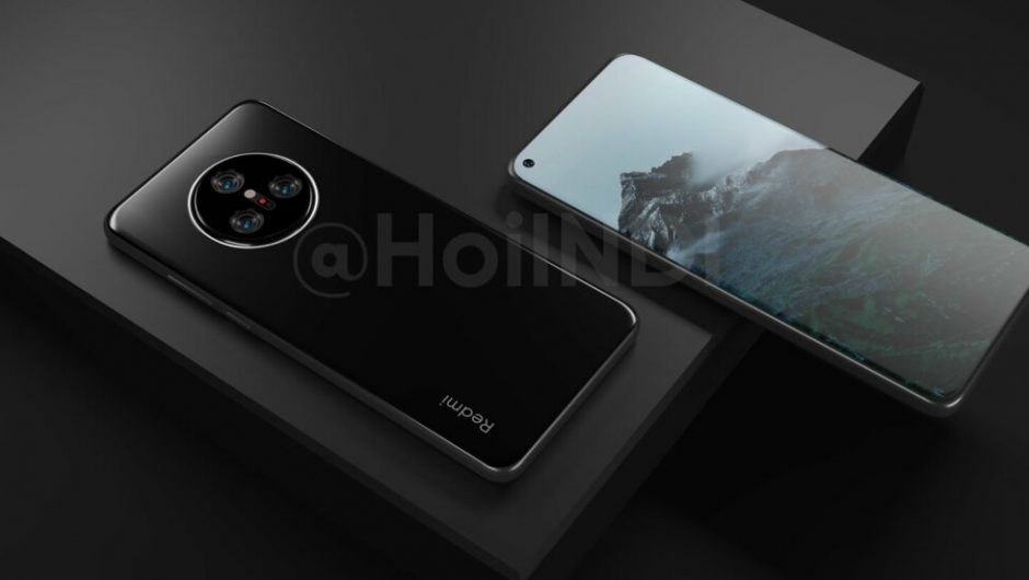 POCO F4 at premieres.  Beautiful and practical phone