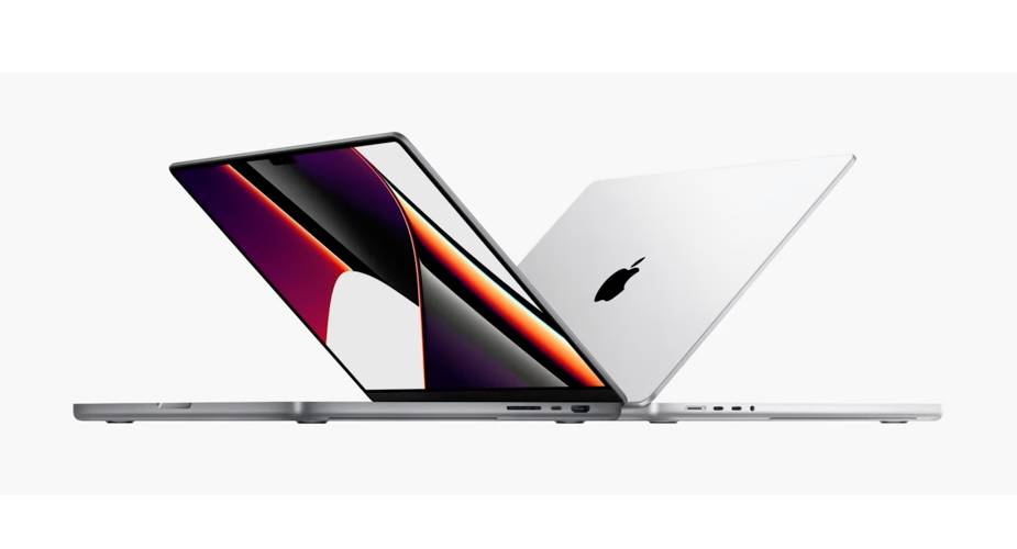 Apple introduces the new MacBook Pro with new M1 Pro and M1 Max processors