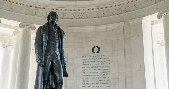 New York City: The Thomas Jefferson Memorial will disappear from the Council Chamber