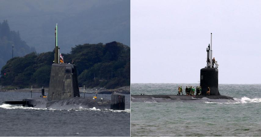 France, the United States and the United Kingdom - who is the best submarine?