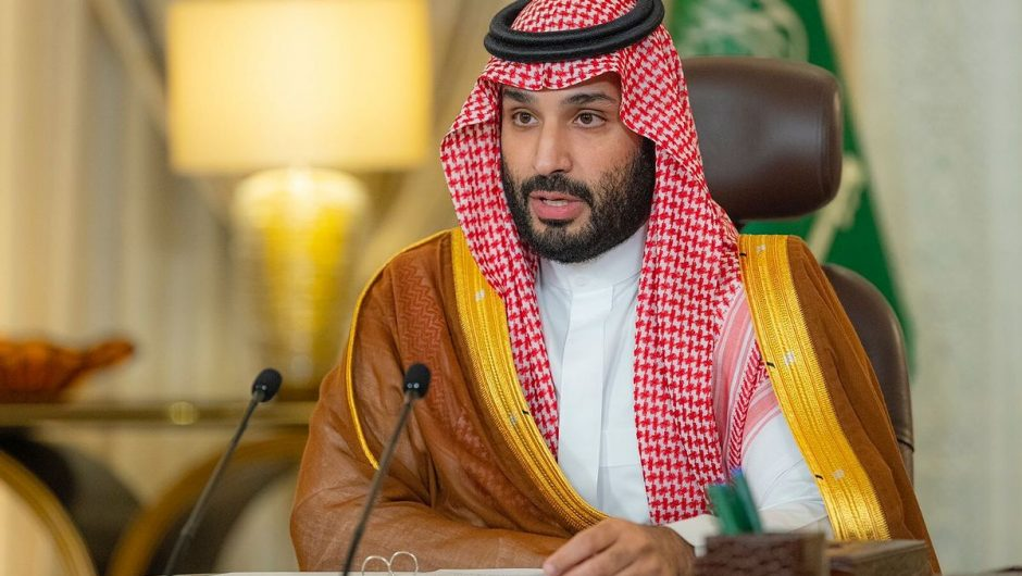 Saudi Arabia wants to protect the environment.  The heir to the throne announced an ambitious plan