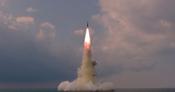US urges North Korea to abandon missile tests