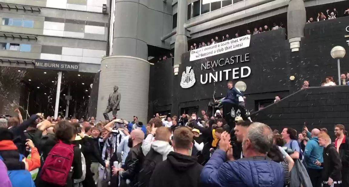 19 Premier League clubs are furious after the Newcastle sale.  There will be an urgent meeting with Pik None