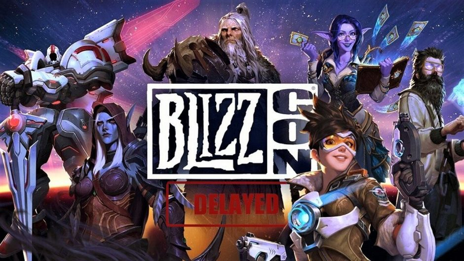 BlizzCon has been canceled indefinitely |  GRYOnline.pl