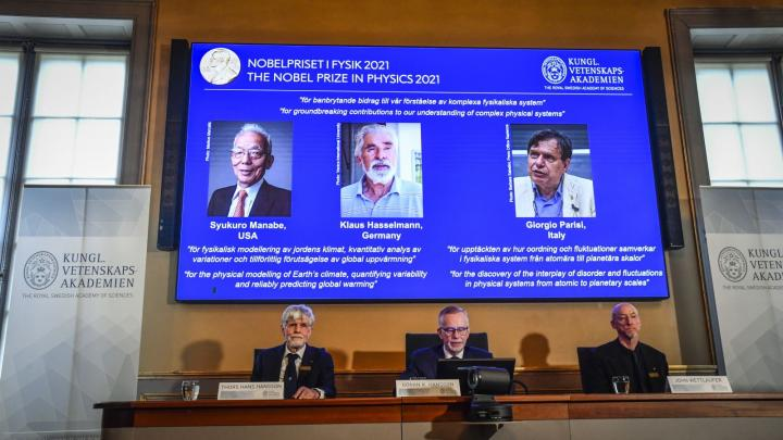 Dr..  Qerdaei: The work of this year's Nobel Laureates laid the foundations for climate research