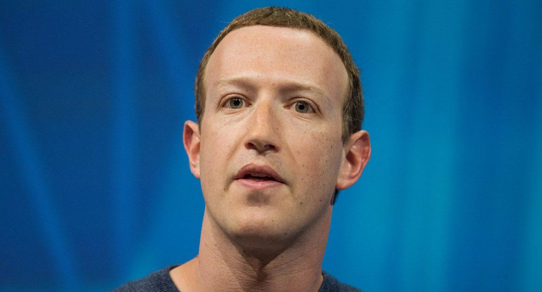 Facebook crash.  Mark Zuckerberg lost $7 billion
