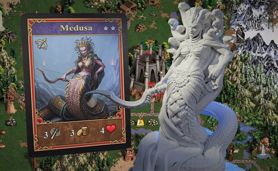 Heroes of Might and Magic 3 will get planszwk from the Polish producer