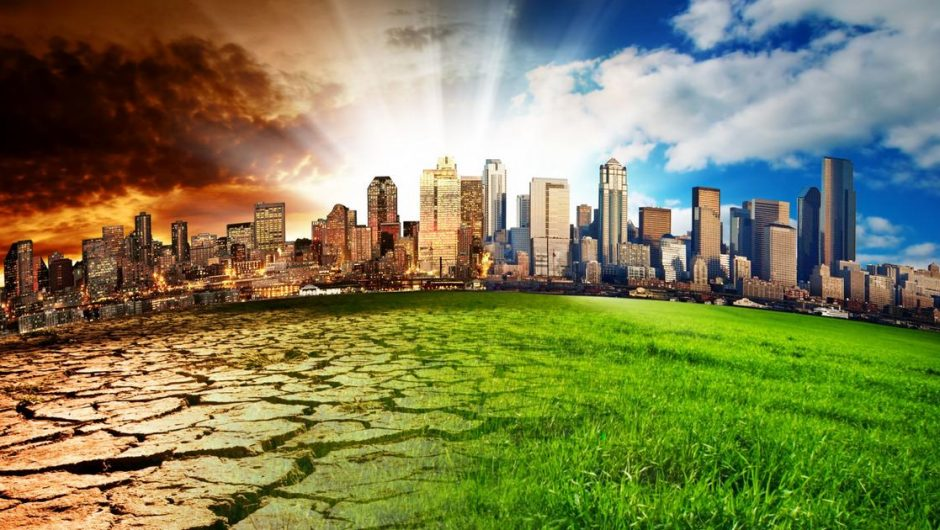 It was people who caused climate change
