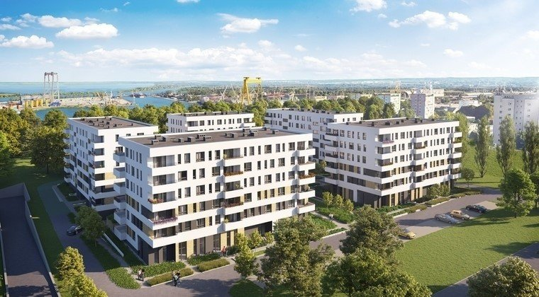 Julesza 6 - space, recreation area, car parking and attractive apartments