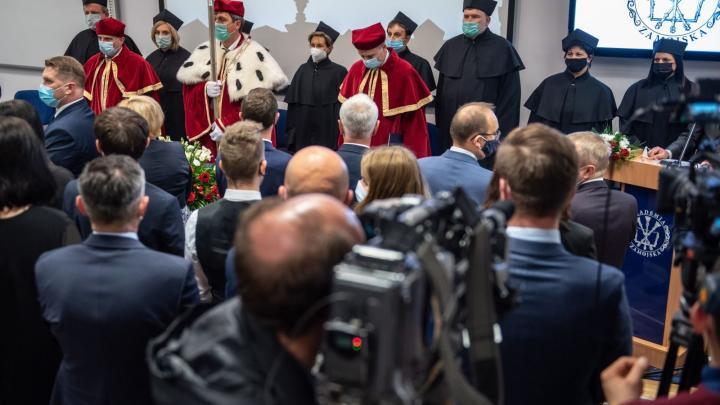 Kazarnik: Zamo Academy is a symbol of our European identity