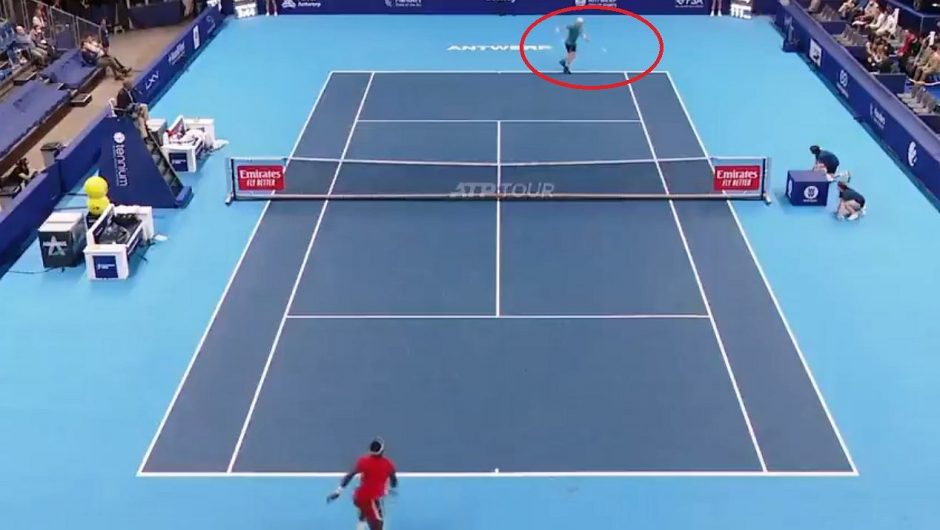 Longest game of the year!  And it's a great ending!  Murray: I've never played a duel like this before [WIDEO] Tennis