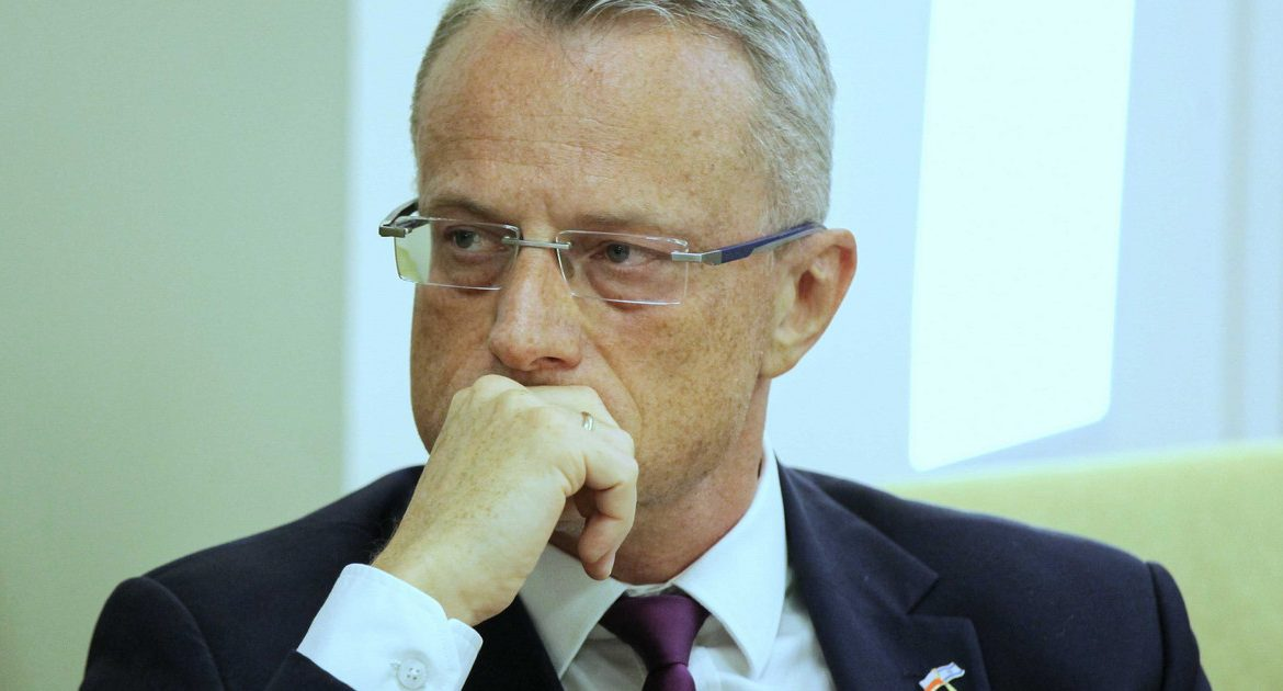 Marek Magirovsky was a journalist.  Now he will become Poland's ambassador to the United States