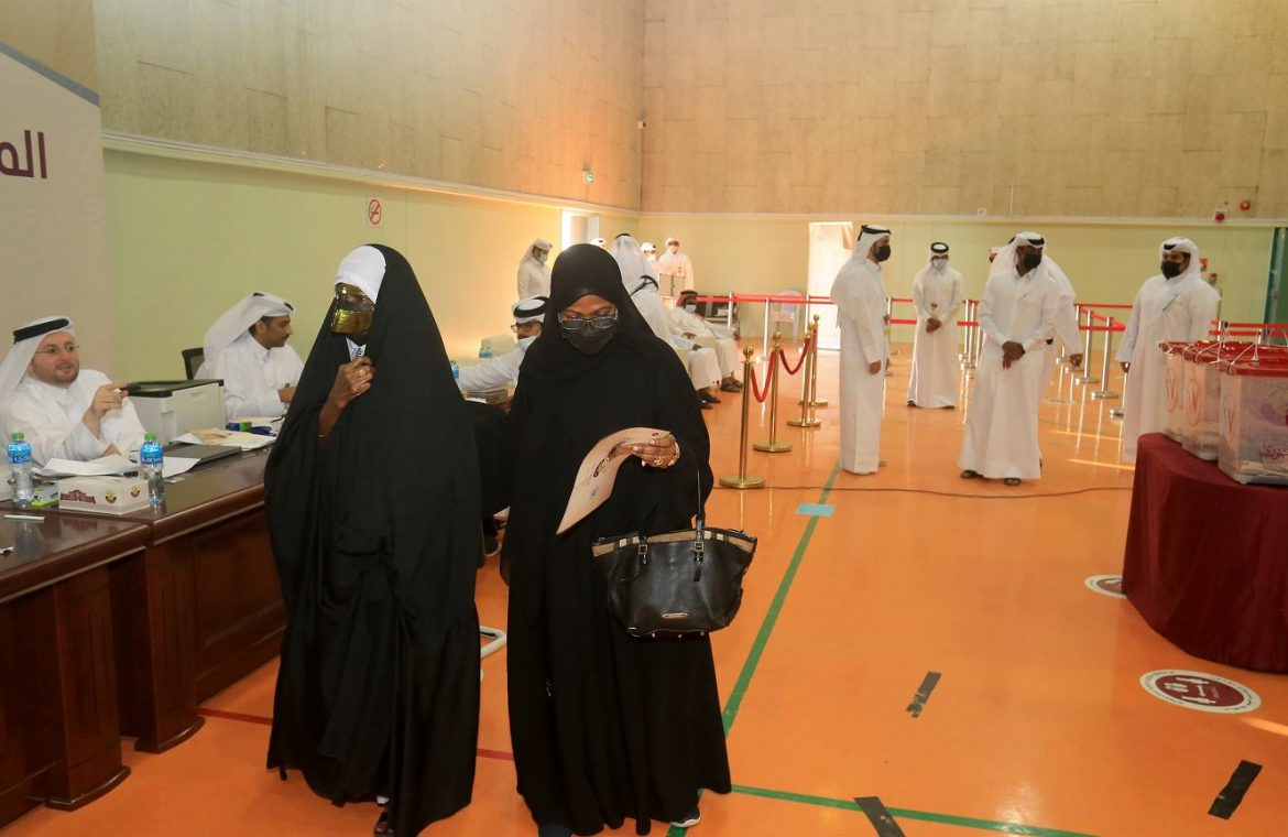 Nearly 300 candidates and only 29 women.  Holding the first parliamentary elections in Qatar    News from the world