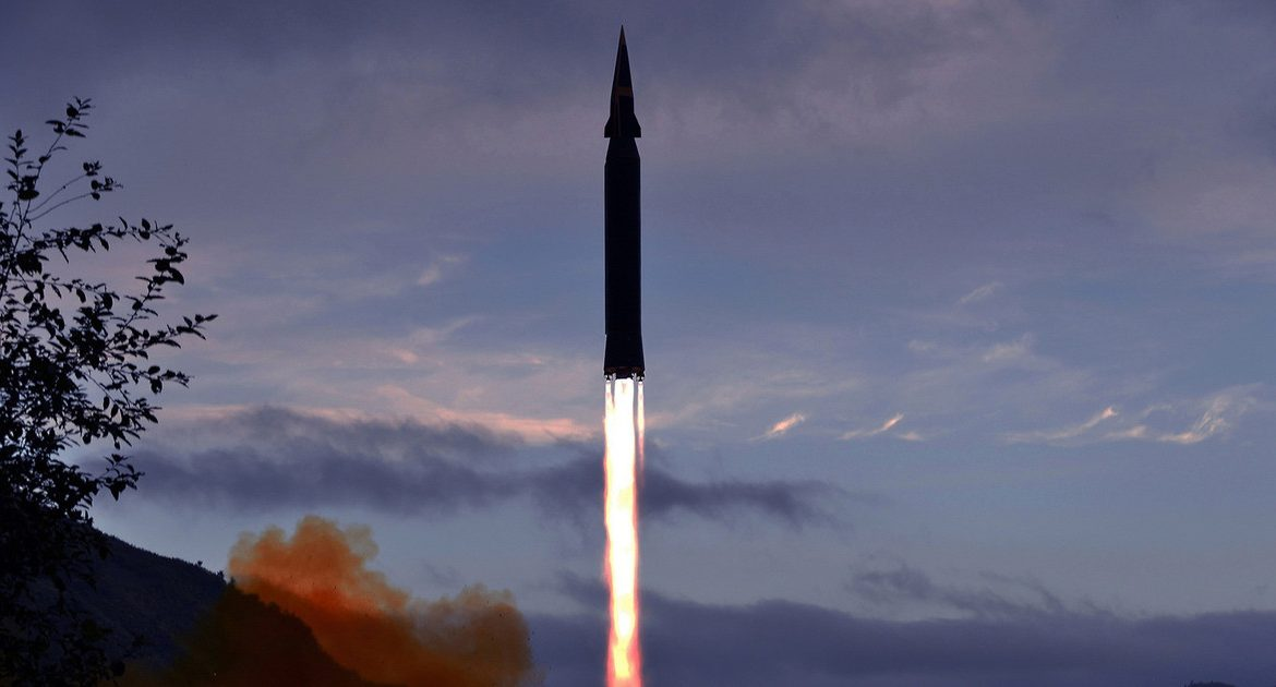 North Korea may possess hypersonic weapons.  It would mean a big step.
