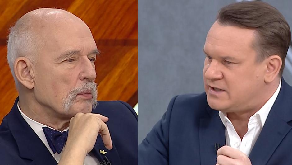 Outrageous arguments for Corwin Mickey!  Tarczyński ردود responses
