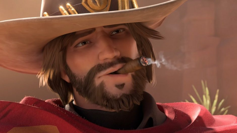 Overwatch - McCree's name will be changed soon