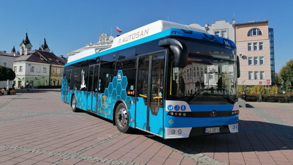 Polish zero-emission buses will be shown for the first time at Transexpo - Mining - netTG.pl - Economy
