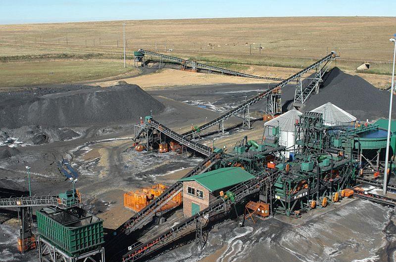 South Africa opposes coal-mining-mining project - netTG.pl - Economy