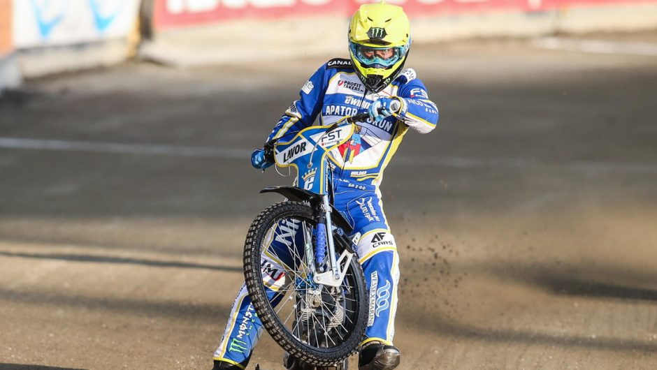 Speedway: Grand Prix 2022. We know the reserve list.  There is a pole