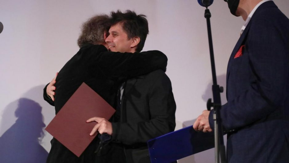 The 37th Warsaw Film Festival.  Competition prizes awarded.  'Miracle' Bogdan Georg Aptri wins Warsaw Grand Prix