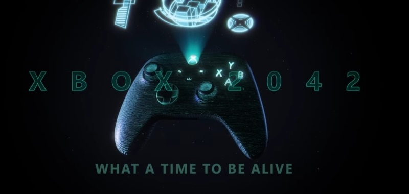 """The Xbox 2042 promises games at 32K resolution and up to 480fps.  Trailer featuring """"The Future of Gaming"""""""