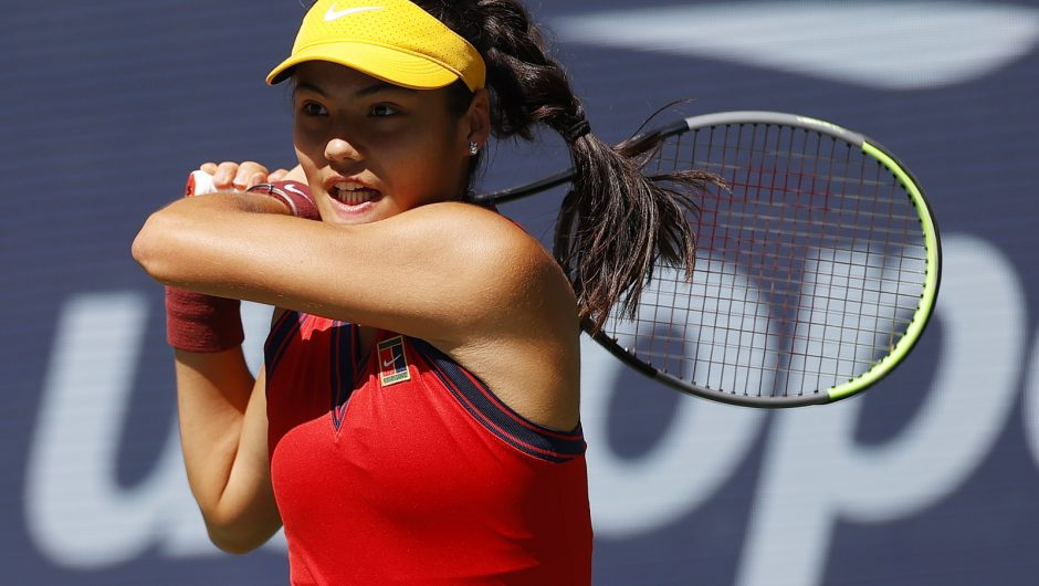 The problems of the US Open champion in the opening.  Thriller in Romania
