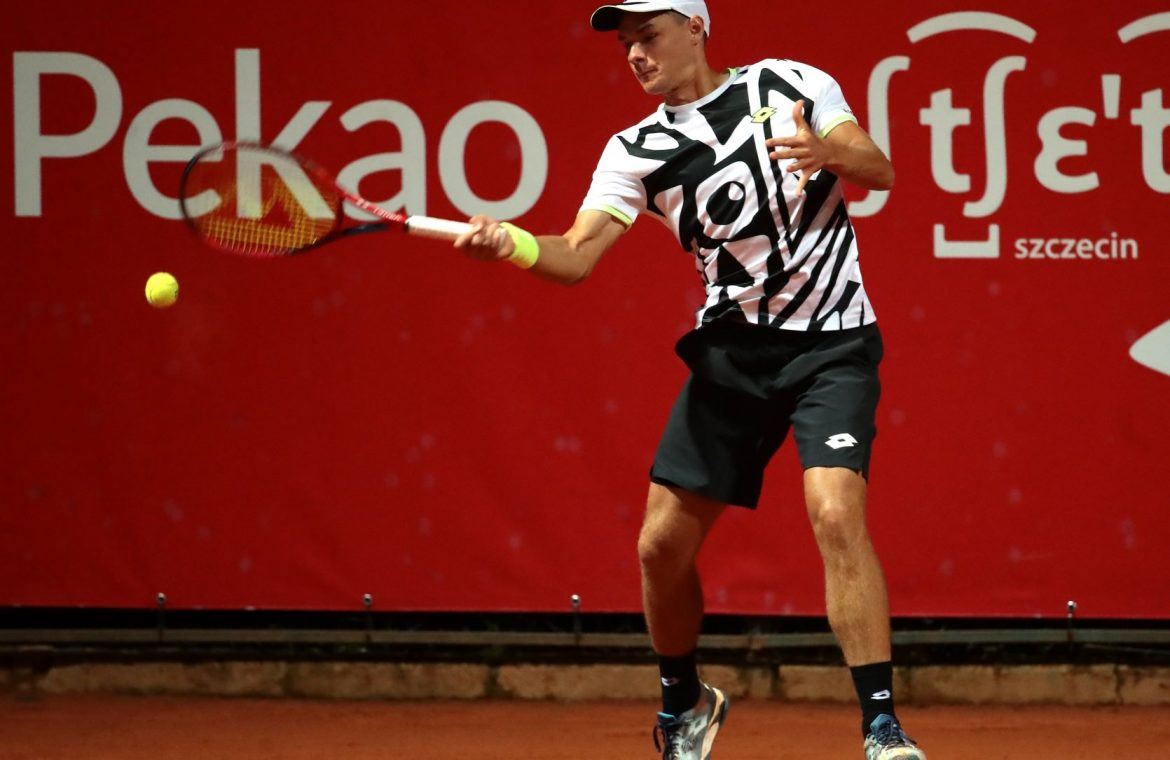 """The second pole has been upgraded.  Championship """"One"""" has already withdrawn from the Pekao Szczecin Open"""