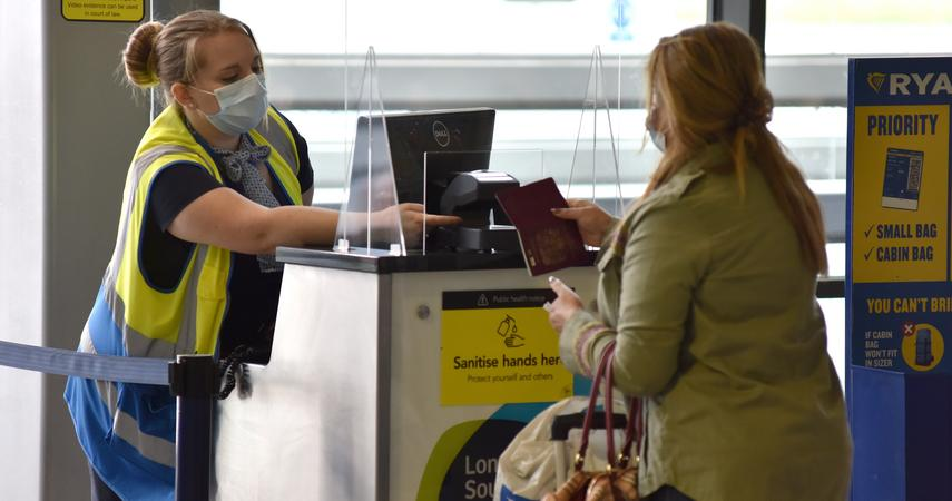 Travel changes to the UK.  In most cases, you will need a passport