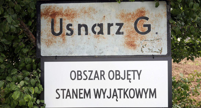 Usnars Journey.  Border guards: Migrants speak Russian with Belarusians