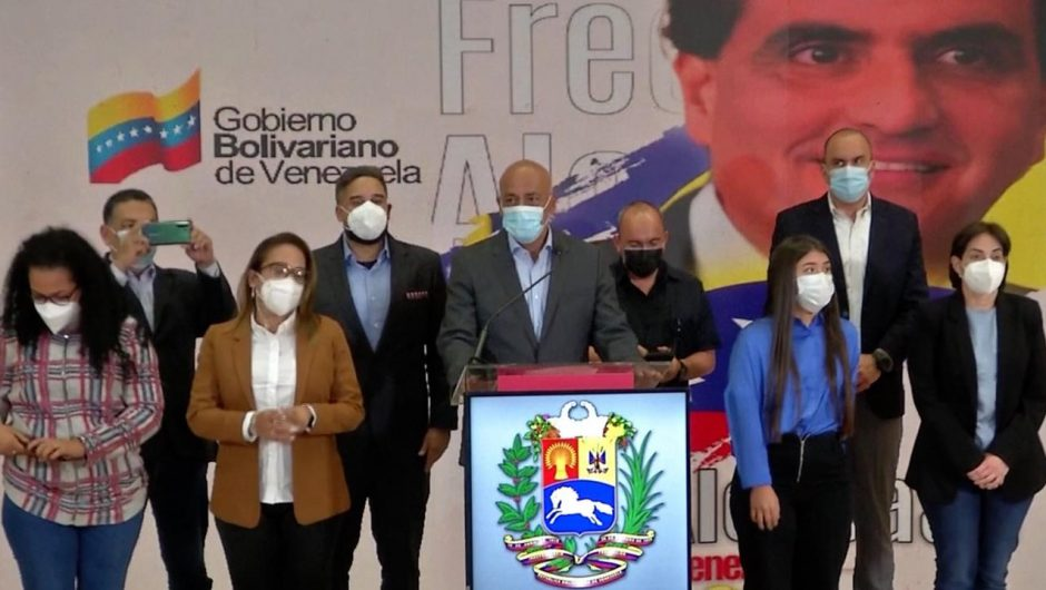 Venezuela.  Talks with the opposition were suspended after its ally, Nicolas Maduro, was handed over to the United States