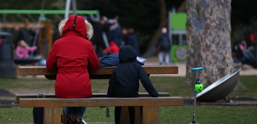 Winter co-financing for families in the UK.  The Secretary of the Treasury announces a new government program