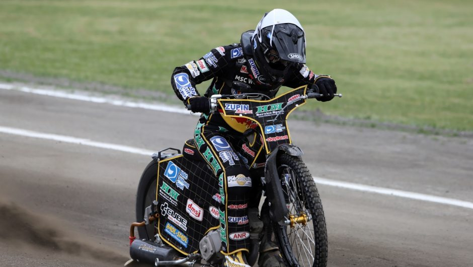 slag.  Hope in the German race track about changing the club's colors, starts in Poland and the lack of class equipment [WYWIAD]
