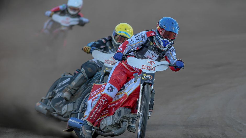 slag.  Very bad luck for Jakub Miśkowiak.  Withdraw from the competition