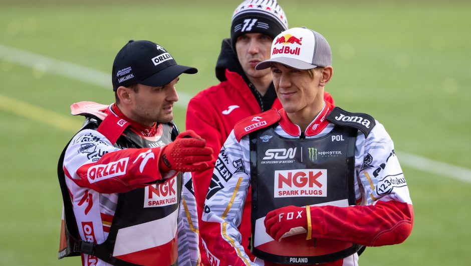 użel: Robert Sauena commented on the Second Nations Speedway Final